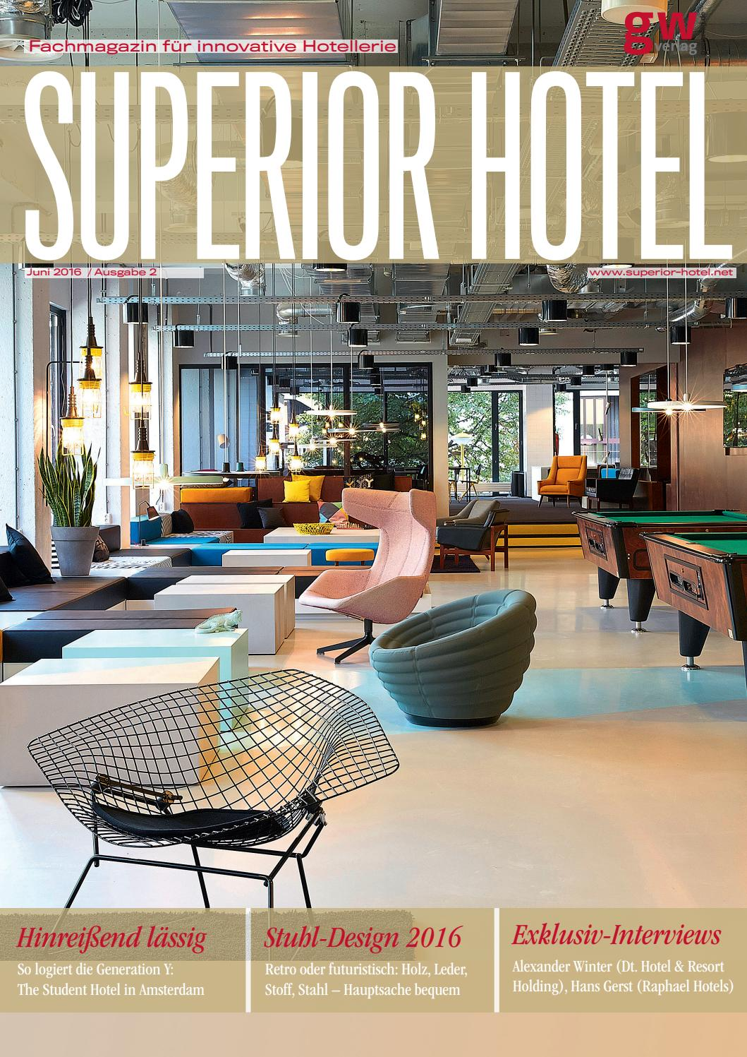 SUPERIOR HOTEL 2/16 By GW VERLAG   Issuu