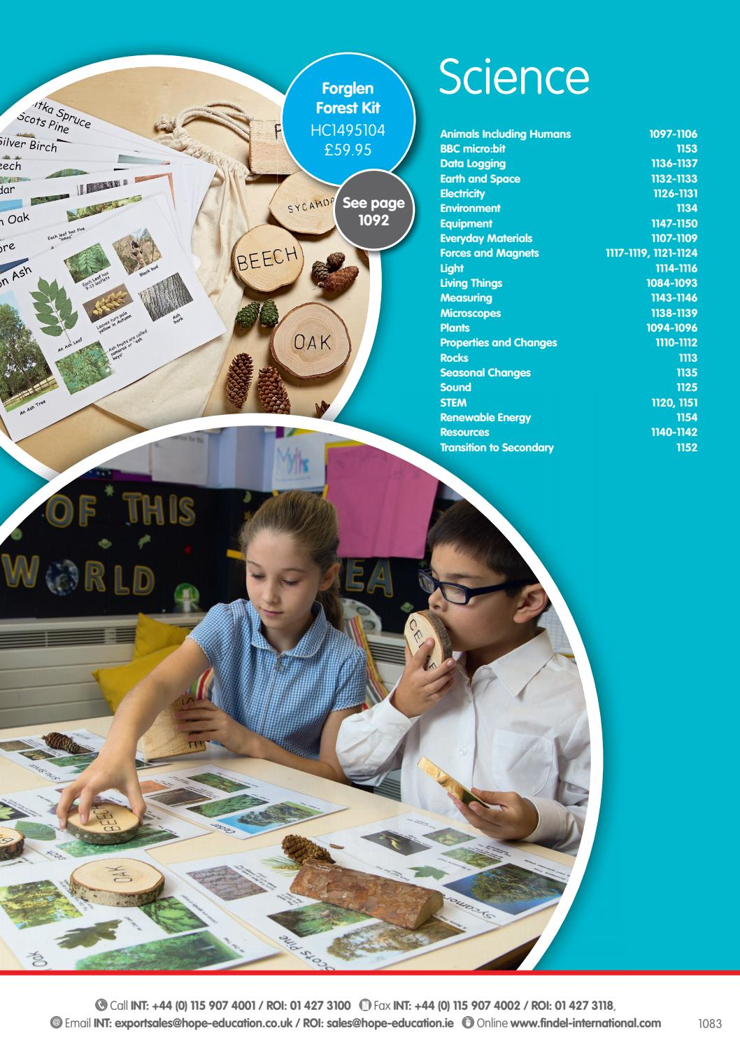 Hope International 2016 17 Science By Findel Ltd Issuu Year 4 Circuit Components Word Mat Electricity Ks2