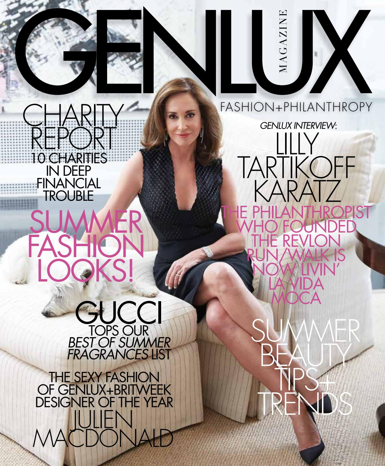 065da547810 Genlux Summer 2016 by GENLUX - issuu