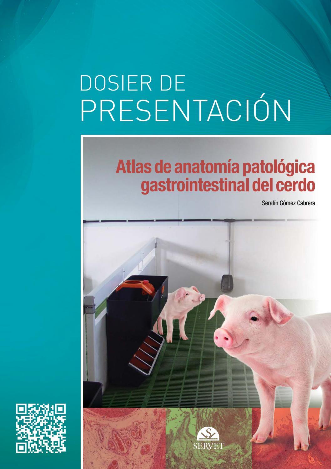 Atlas de anatomía patológica gastrointestinal del cerdo by Grupo ...