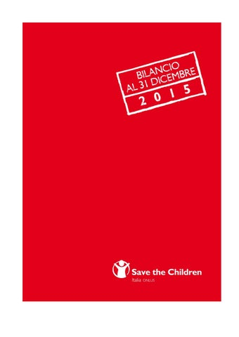 5b4a3a00d458 Bilancio Save the Children 2015 by Save the Children Italia - issuu