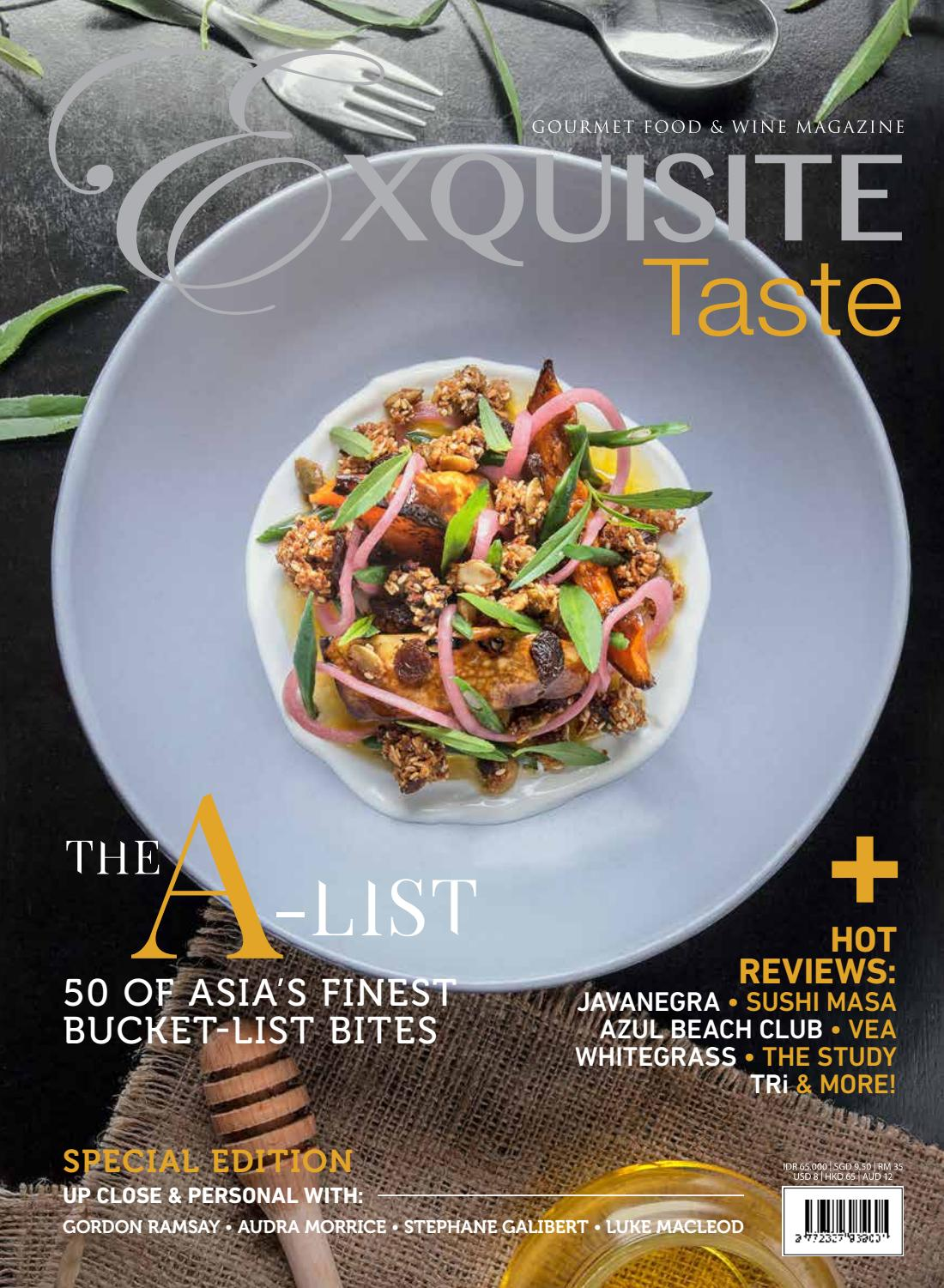 Et May July 2016 By Exquisite Media Issuu Chili Chila Sambal Kecombrang