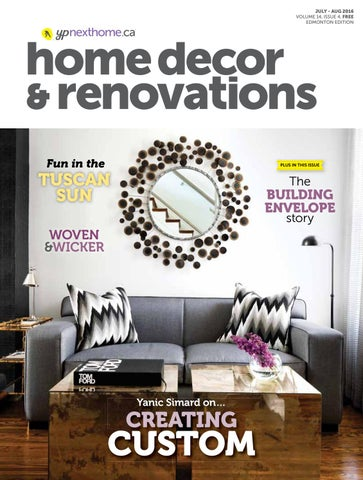 Edmonton Home Decor U0026 Renovations   Jul/Aug 2016