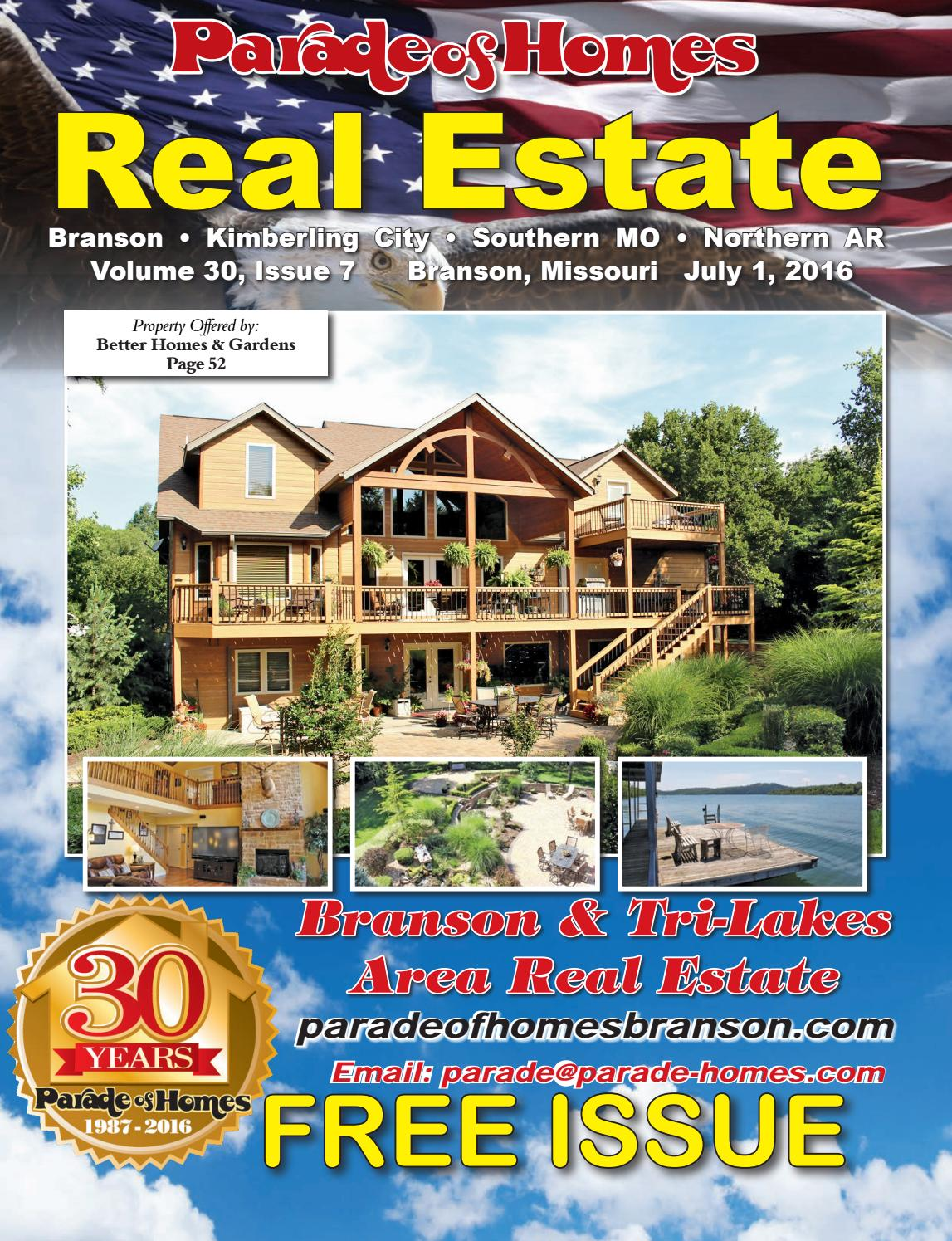 Parade Of Homes July 2016 Digital Issue By Parade Of Homes Issuu