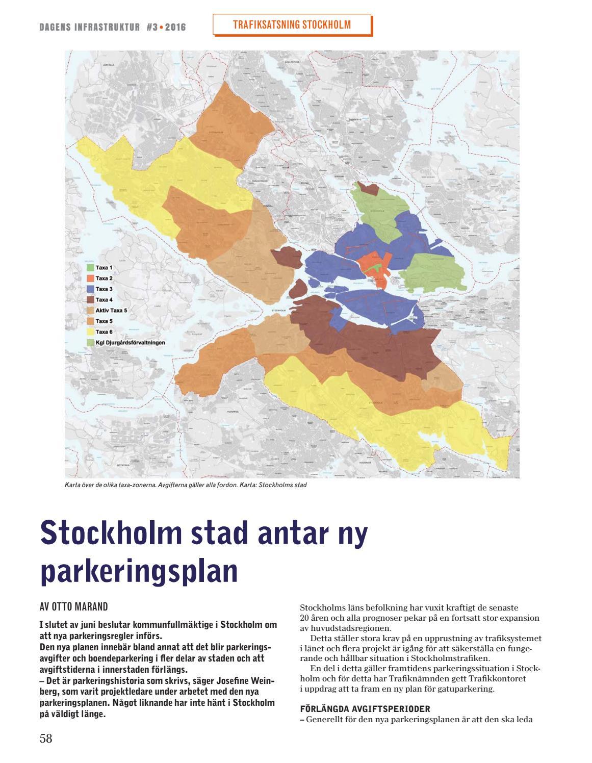 stockholm stad boendeparkering