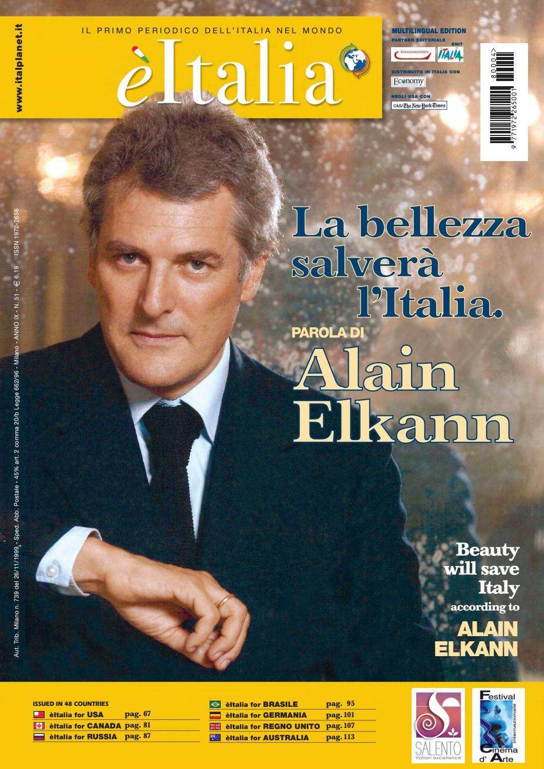 èitalia 51 – Il Primo Periodico dell Italia nel Mondo by èItalia - issuu a0d70032963