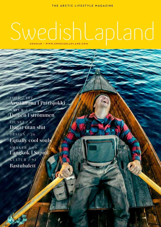 e691663e3bf The Arctic Lifestyle Magazine – sommar 2016 sv by Swedish Lapland - issuu
