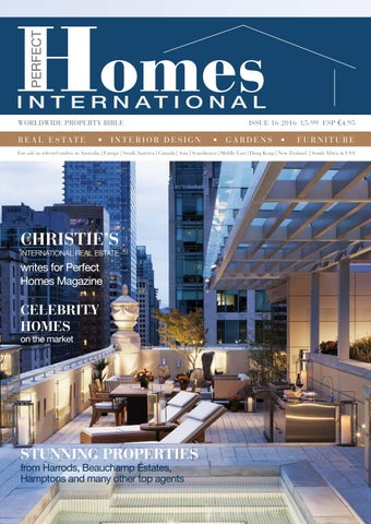 CHRISTIEax20ACx2122S INTERNATIONAL REAL ESTATE