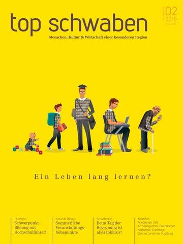 dfedaf2e2c4175 Top Schwaben 2016 02 by top schwaben - Contrast Verlag