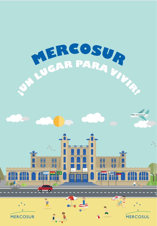 MERCOSUR Escolar by Se...M Company Logo