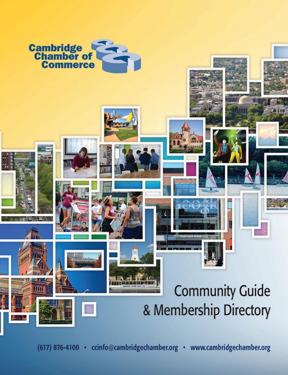 Cambridge Community Guide & Membership Directory by Atlantic Communications  Group, Inc. - issuu