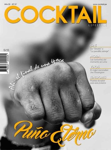 ab2c3dd1d884 Revista cocktail edición 07 by Revista Cocktail - issuu