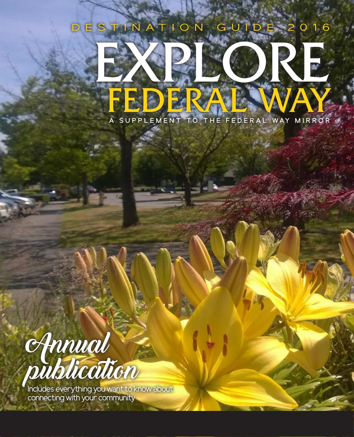 Explore - 2016 Explore Federal Way by Sound Publishing - issuu