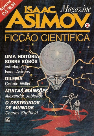 Isaac asimov magazine 02  pt  by Reinaldo Alberto - issuu 4347d029a3a