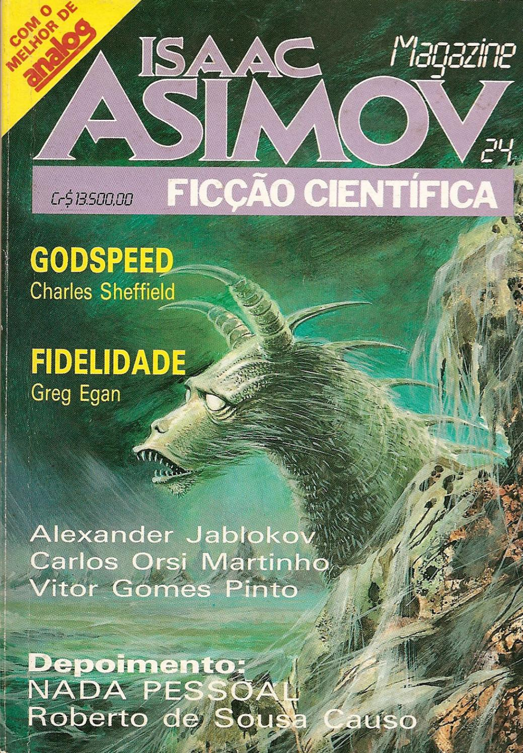 9b1a62e95f8 Isaac asimov magazine 24  pt  by Reinaldo Alberto - issuu