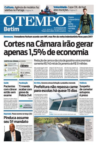 O Tempo Betim Sex-24 06 2016 by Tecnologia Sempre Editora - issuu 3381fa327f32d