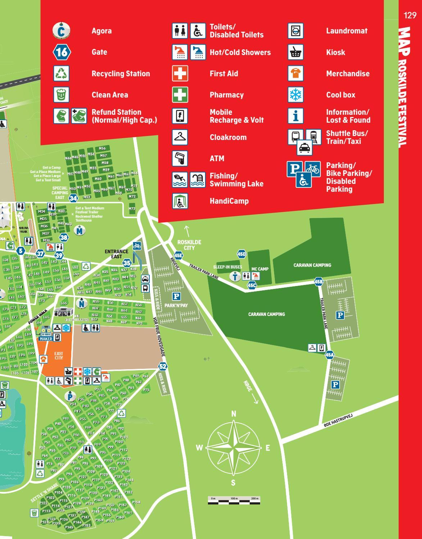 Roskilde Festival 2016 Guide By Roskilde Festival Issuu