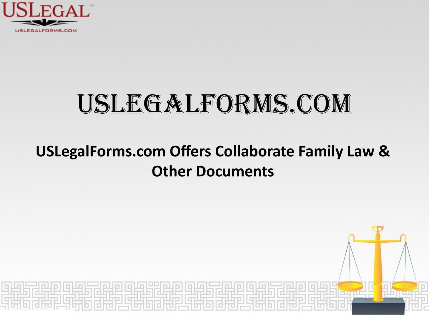 Uslegalforms Com Offers Collaborate Family Law Other Documents By