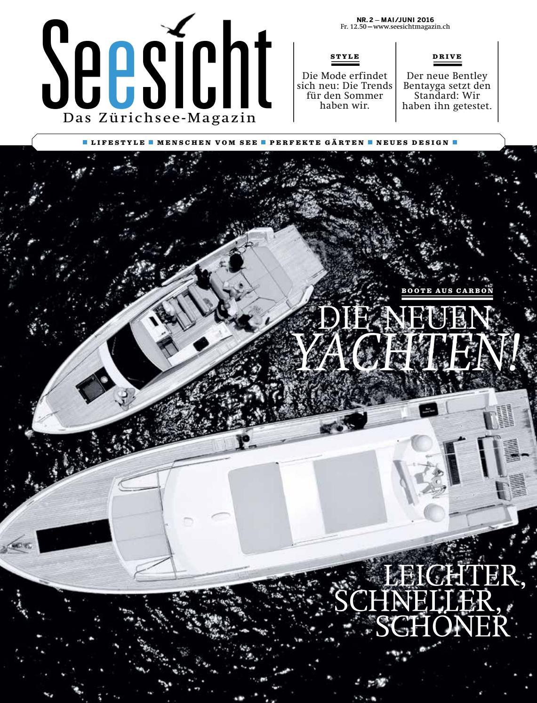 Seesicht 2/2016 by Seesicht Media AG - issuu