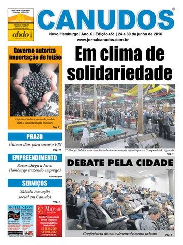 123105201a Jornal Canudos - Edição 451 by Jornal Canudos - Comercial - issuu