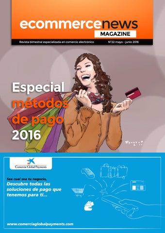 Revista Ecommerce News Nº22 Mayo-Junio 2016 by Ecommerce News - issuu b6c400688133