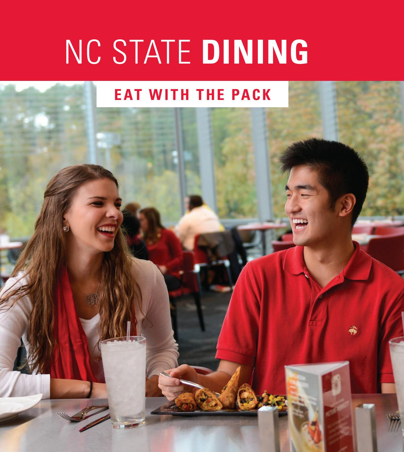 2016 2017 Meal Plan Guide by Campus Enterprises NC State issuu
