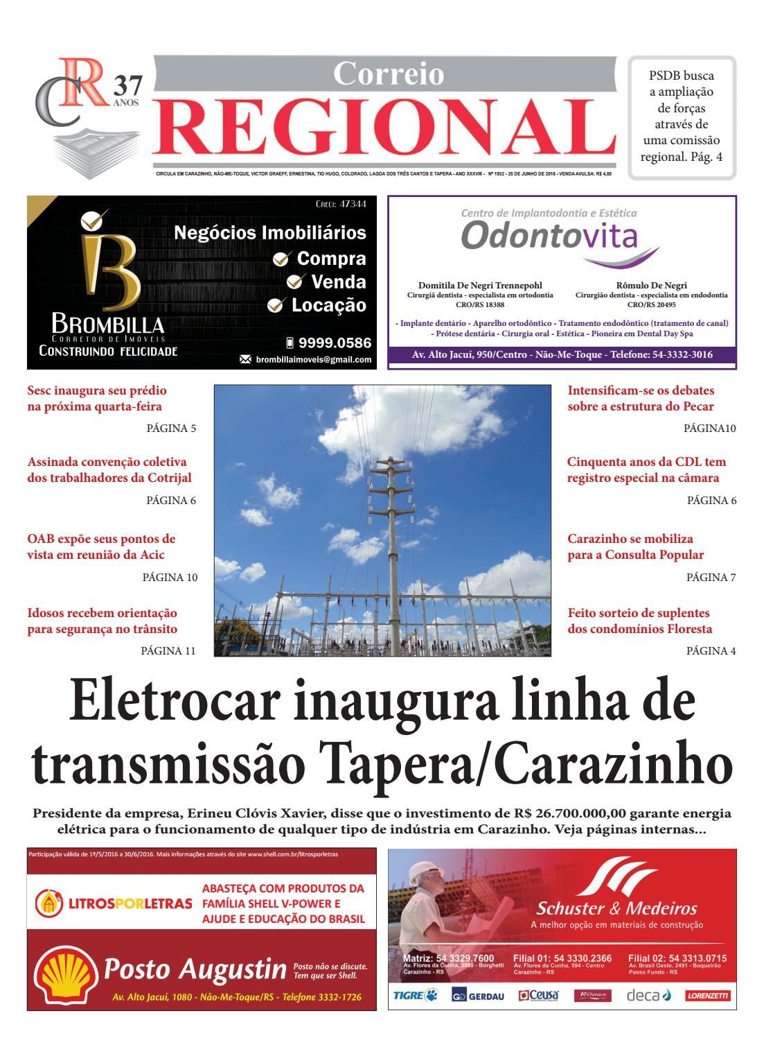Jornal correio regional edição de 25 de junho de 2016 by correioregional -  issuu 6b5998949a