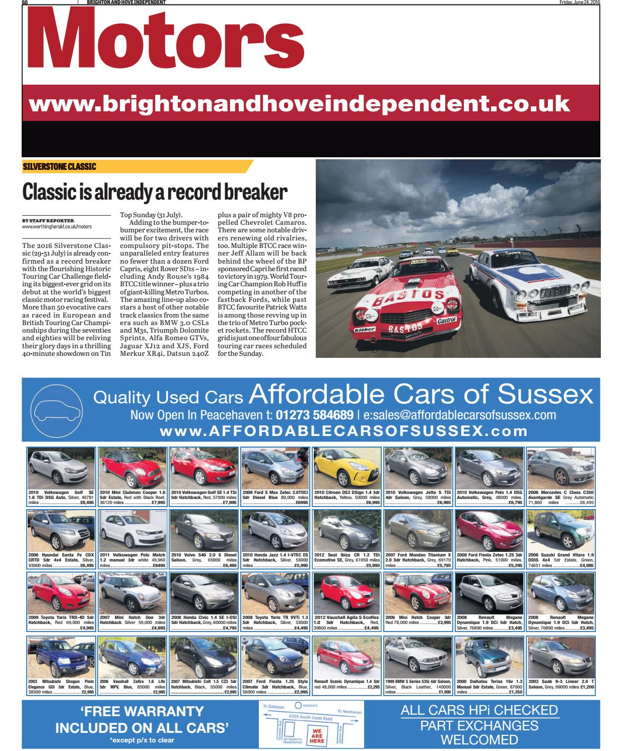 Brighton & Hove Independent - 24 June 2016 by Brighton