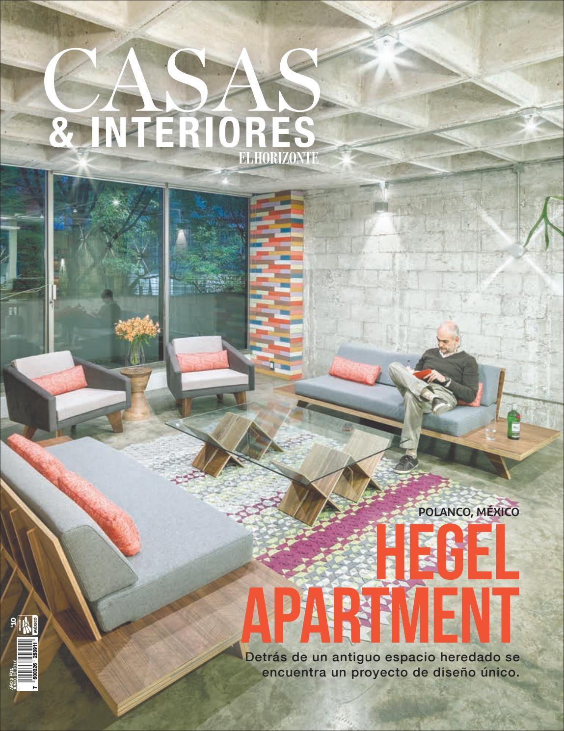 Casas & Interiores #31 by Estilo de Vida El Horizonte - issuu