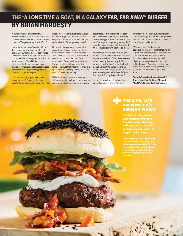 July 2016 Feast Magazine