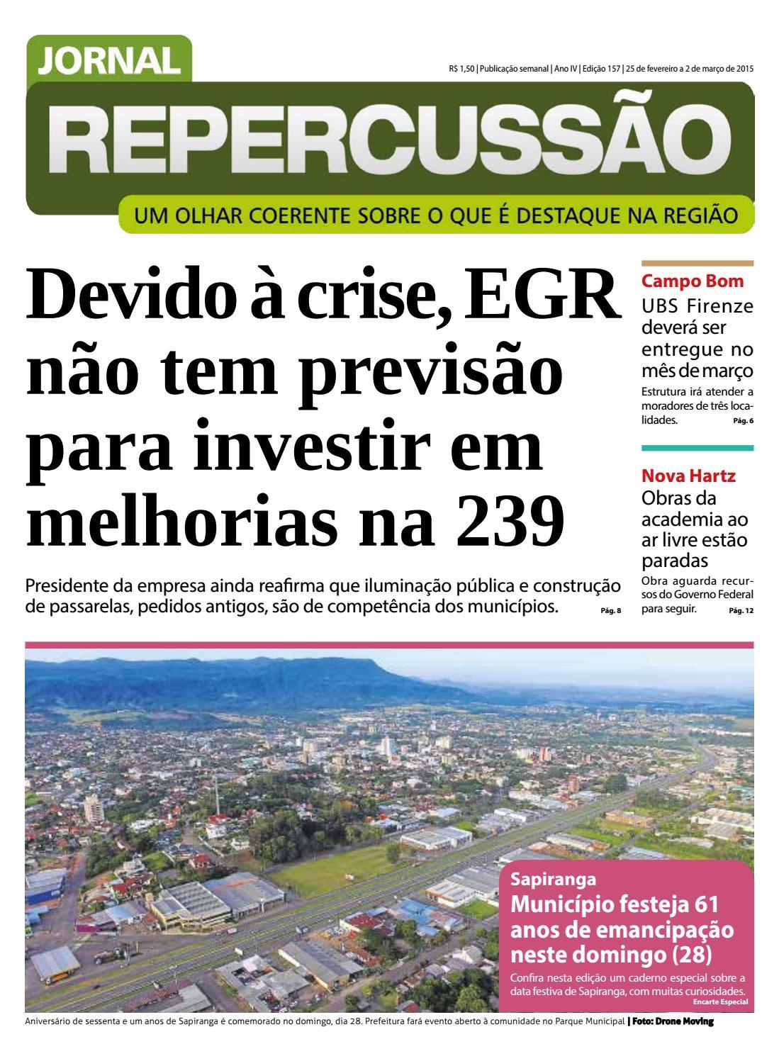4e6942d087 Jornal Repercussão edição 157 by Jornal Repercussão - issuu