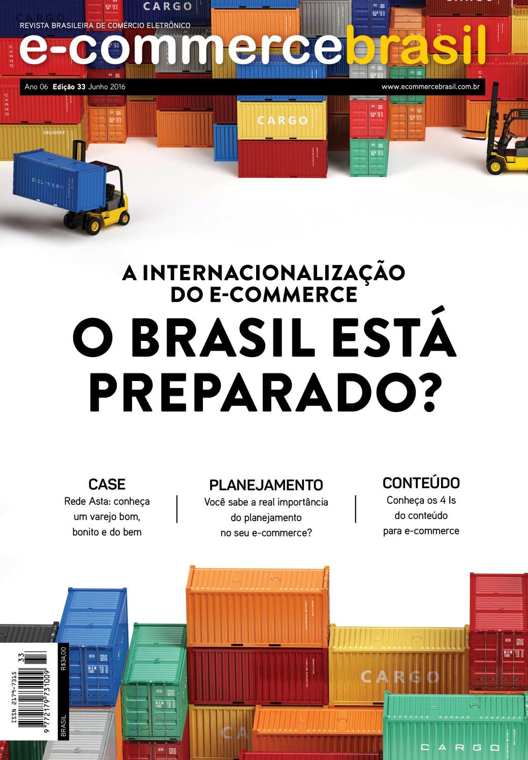 A internacionalização do e-commerce  o Brasil está preparado  by E-Commerce  Brasil - issuu 09af02e818