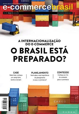 A internacionalização do e-commerce  o Brasil está preparado  by E ... 85ba920fc12