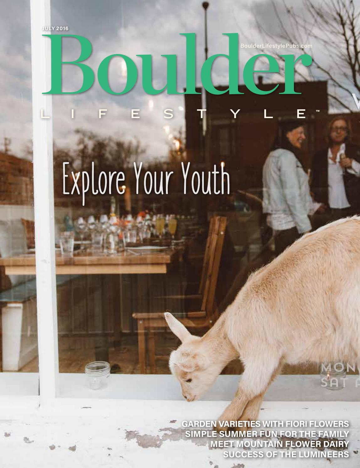 Boulder July 2016 by Lifestyle Publications - issuu
