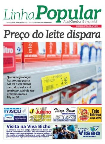 48dddb64a9322 Linha Popular 376 by Jornal Linha Popular (Camboriú-SC) - issuu