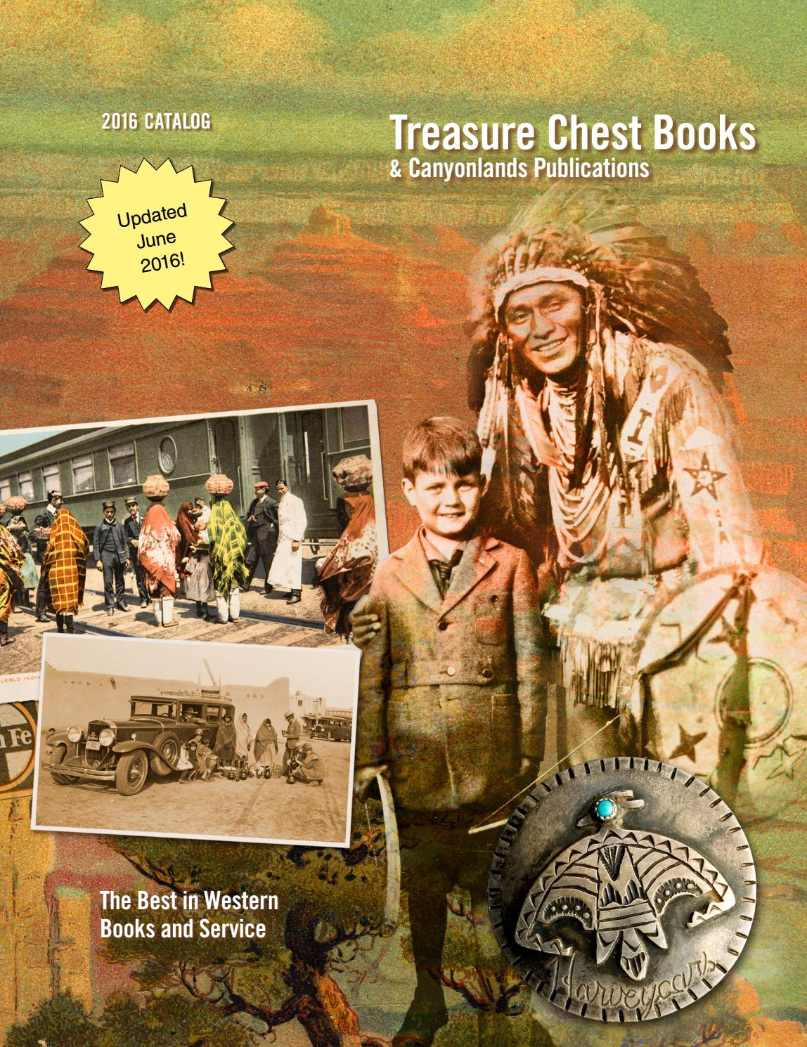 JUNE 2016 UPDATE to the Treasure Chest Books 2016 Catalog by Treasure Chest  Books - issuu