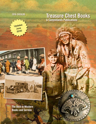 June 2016 Update To The Treasure Chest Books 2016 Catalog By