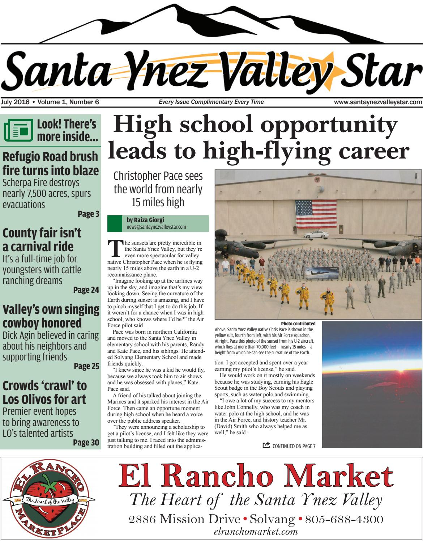 317840a9306047 Santa Ynez Valley Star July 2016 by Santa Ynez Valley Star - issuu
