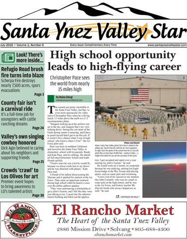 Focus on artesia winter 2016 by focusnm issuu santa ynez valley star july 2016 stopboris Images