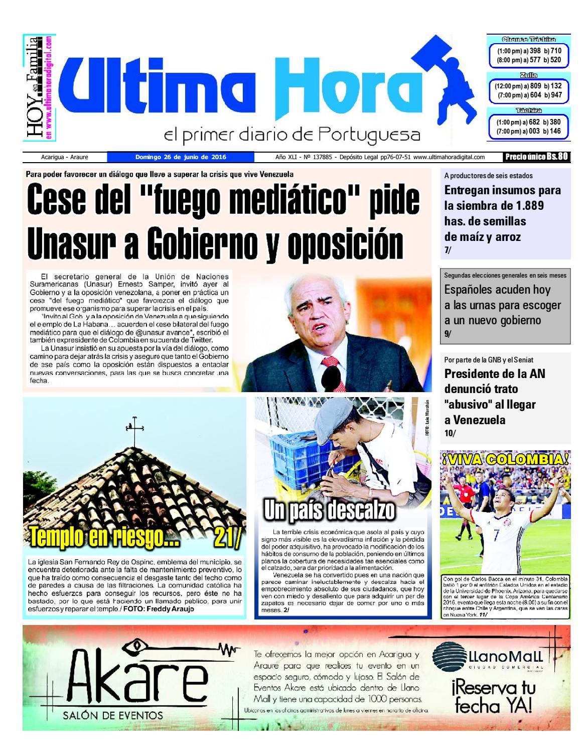 Muebles Castro Tovar Toral Vados - Edici N 26 06 2016 By Ultima Hora El Primer Diario De Portuguesa [mjhdah]https://leonsano.files.wordpress.com/2015/08/vc3afnculo-a-pdf-articulo-completo-expresi-dipu-entre-tute-y-tetas_pc3a1gina_11.jpg