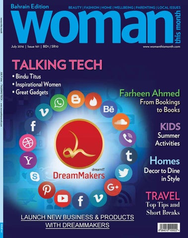 Woman This Month July 2016 By Red House Marketing Issuu