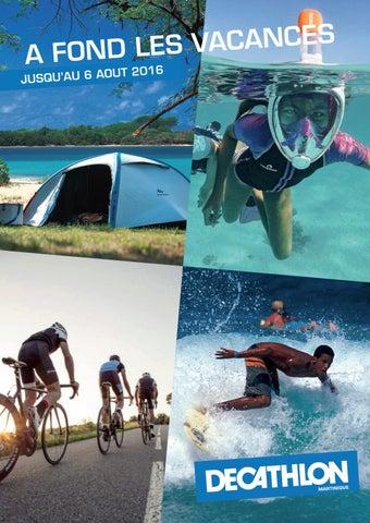 Decathlon Martinique A Fond Les Vacances Jusquau 06
