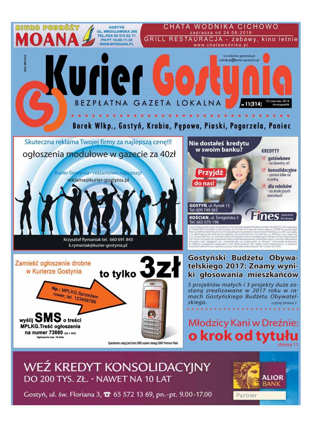 741d035f04b9a3 Kurier Gostynia 214(11) by Adam Wysocki - issuu