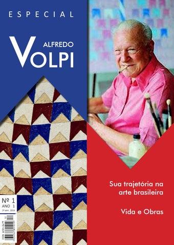 Revista Alfredo Volpi By Marcelo Mattos Jarra Issuu