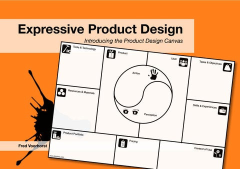 Expressive product design freed voorhorst by siqumica emprende issuu expressive product design introducing the product design canvas tools te solutioingenieria Gallery