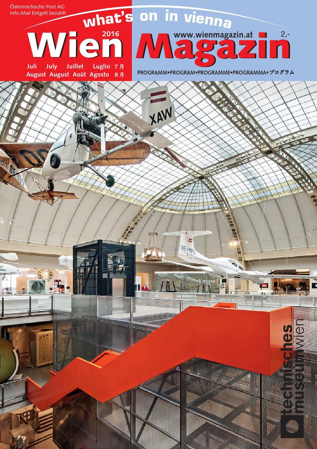 Wien Magazin 8+8 8 by Waltraud Edelmayer   issuu
