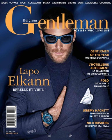 Gentleman 08 FR by gentlemanmag.be - issuu b4122b6f840c