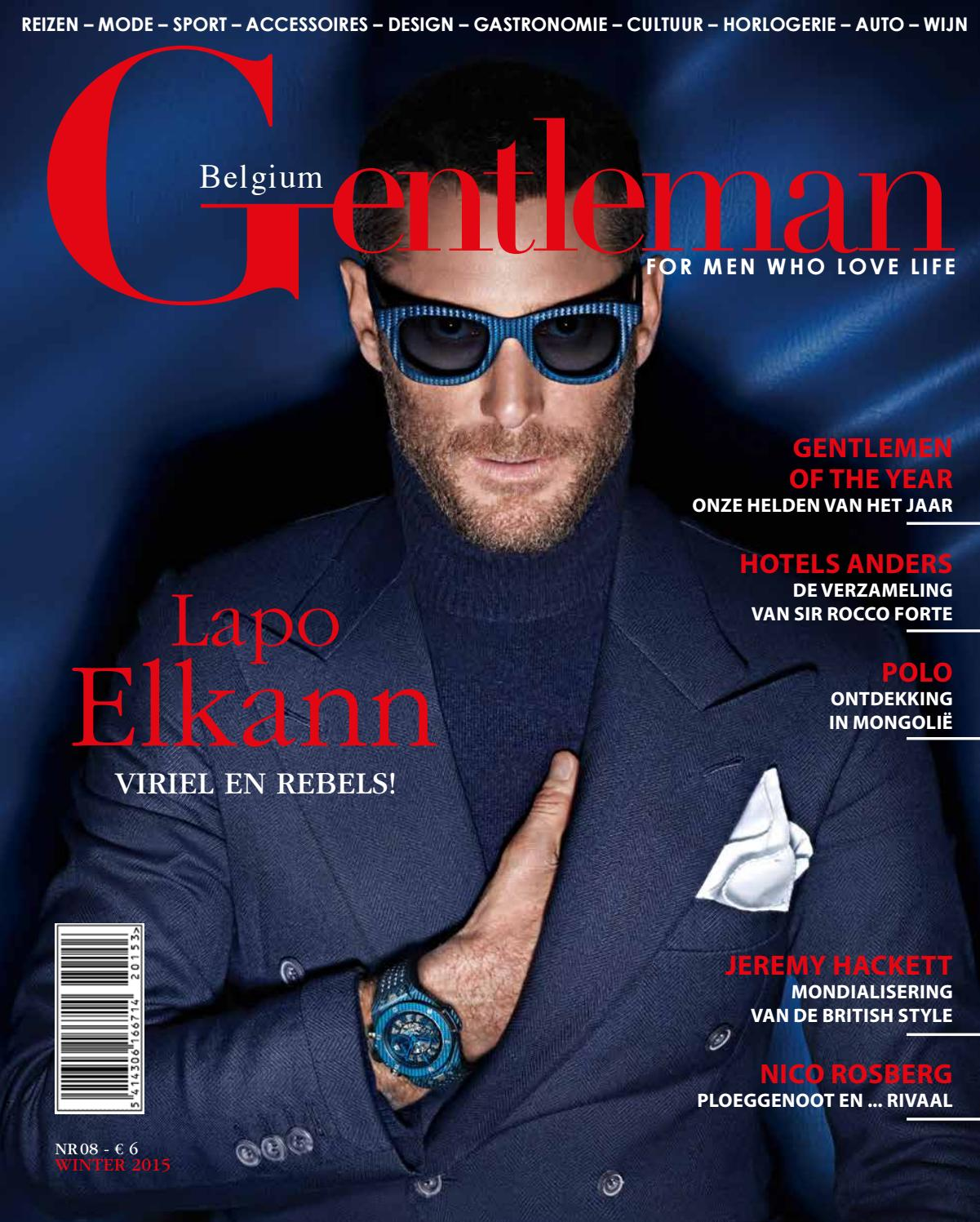 ce01c342df3 Gentleman 8 NL by gentlemanmag.be - issuu