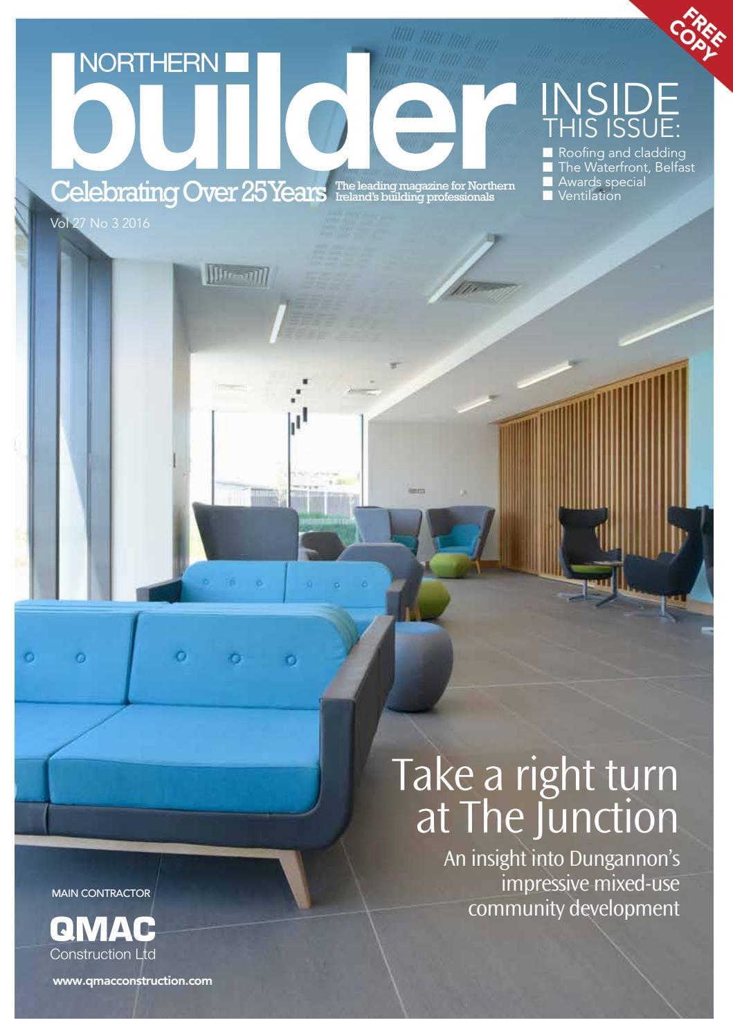 Northern Builder Magazine Issue Vol27-No3 2016 by Karen McAvoy ...