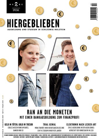 ME2BE HIERGEBLIEBEN – BANK SPECIAL by ME2BE - issuu